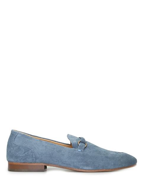 H By Hudson Ayakkabı Mavi